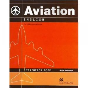 Aviation English.    Książka Nauczyciela
