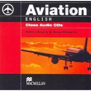 Aviation English. CD do Podręcznika
