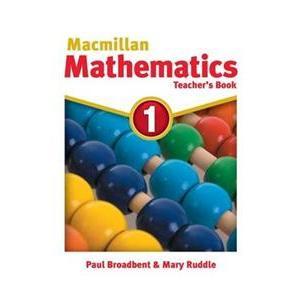 Macmillan Mathematics 1. Książka Nauczyciela