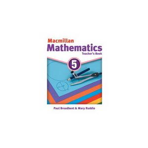 Macmillan Mathematics 5. Książka Nauczyciela