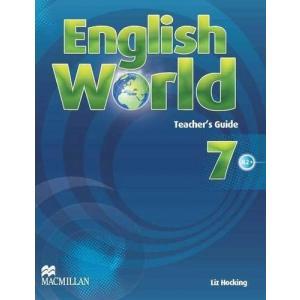 English World 7. Książka Nauczyciela