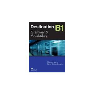 Destination B1 Grammar & Vocabulary.    Książka (bez Klucza)