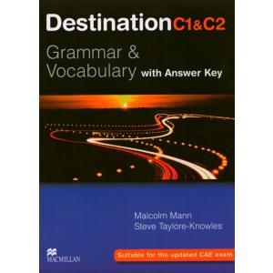 Destination C1&C2 Grammar & Vocabulary. Książka (z Kluczem)