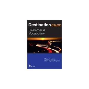 Destination C1&C2 Grammar & Vocabulary.    Książka (bez Klucza)