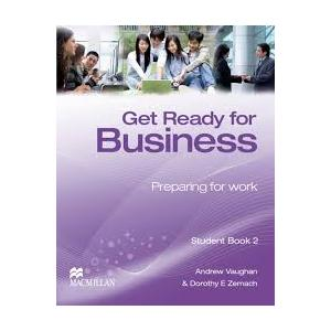 Get Ready for Business 2 SB