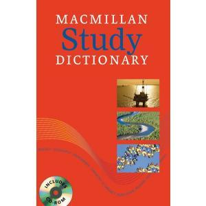 Macmillan Study Dictionary + CD-ROM