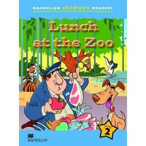 Lunch at the Zoo. Macmillan Children's Readers 2