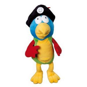 Captain Jack 1. Parrot Puppet