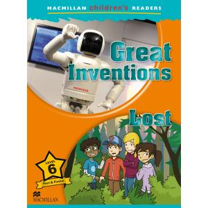 Great Inventions / Lost! Macmillan Children's Readers 6