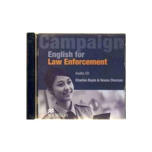 Campaign. English For Law Enforcement.    CD do Podręcznika