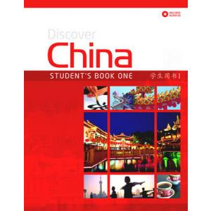 Discover China 1 SB + CD Pack
