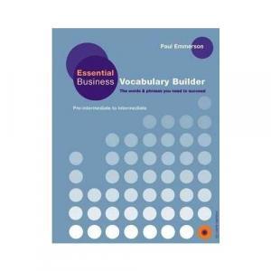 Essential Business.    Vocabulary Builder + CD