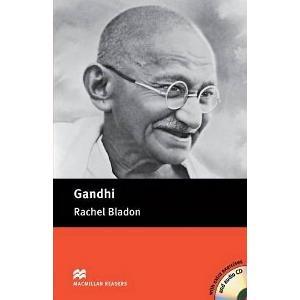 Gandhi + CD. Macmillan Readers Pre-Intermediate