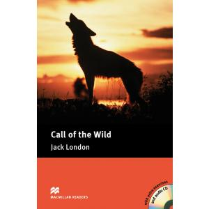 Call Of The Wild + CD   Macmillan Readers Pre-Intermediate