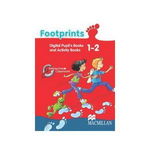 Footprints 1&2 Oprogramowanie tablicy interaktywnej