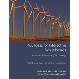 400 Ideas For Interactive Whiteboard. Instant Activities Using Technology. Macmillan Books For Teachers