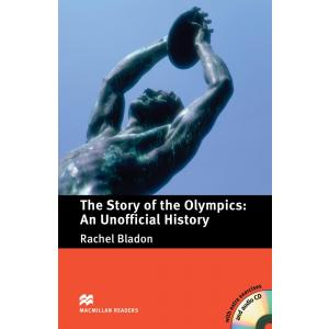 The Story of the Olympics + CD. Macmillan Readers Pre-Intermediate