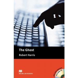 The Ghost + CD. Macmillan Readers Upper Intermediate