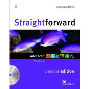 Straightforward Advanced 2Ed. Ćwiczenia Bez Klucza + CD