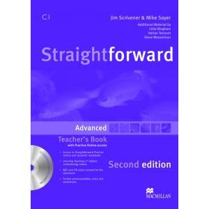 Straightforward 2ed Advanced TB