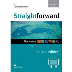 Straightforward Elementary 2Ed. Oprogramowanie Tablic Interaktywnych (Jeden Użytkownik)
