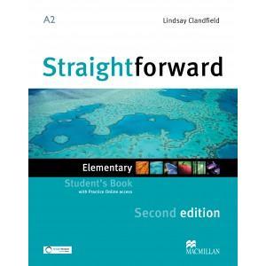Straightforward Elementary 2nd Edition. Podręcznik + Kod do Ćwiczeń Online