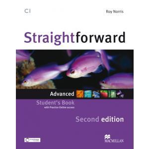 Straightforward Advanced 2Ed. Podręcznik + Kod do Ćwiczeń Online