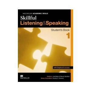 Skillful 1 Listening and Speaking. Podręcznik + Digibook