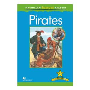 Pirates. Macmillan Factual Readers. Poziom 4+