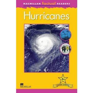 Hurricanes. Macmillan Factual Readers. Poziom 5+