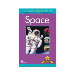 Space. Macmillan Faktual Readers. Poziom 6+