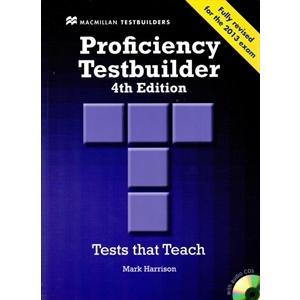 Proficiency Testbuilder bez Klucza + CD