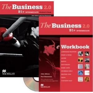 The Business 2.0 Intermediate. Podręcznik + Elektroniczne Ćwiczenia