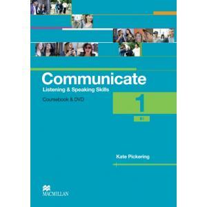 Communicate 1. Podręcznik + DVD
