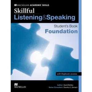 Skillful Foundation  Listening and Speaking. Podręcznik + Digibook