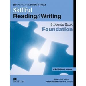 Skillful Foundation Reading and Writing. Podręcznik + Digibook