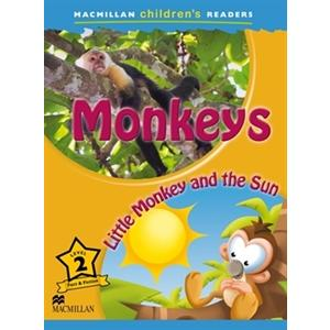 Monkeys.  Little Monkey And The Sun.  Macmillan Children's Readers 2