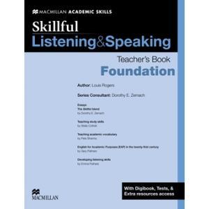 Skillful Foundation Listening and Speaking. Książka Nauczyciela + Digibook