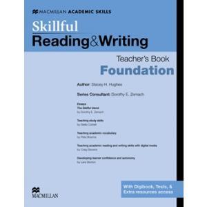 Skillful Foundation Reading&Writing Książka nauczyciela + Digibook