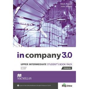 In Company 3.0 Upper-Intermediate. Podręcznik + Ćwiczenia Online