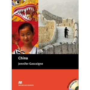 China + CD. Macmillan Readers Intermediate