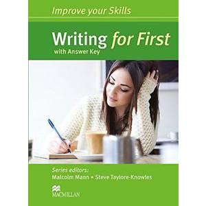 Improve Your Skills for First Writing Sb with key