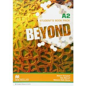 Beyond A2. Podręcznik + Webcode