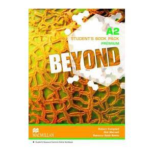 Beyond A2. Podręcznik wersja Premium