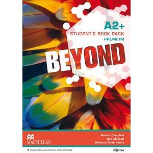 Beyond A2+. Podręcznik (Premium)