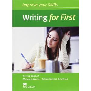 Improve Your Skills for First Writing Sb w/o key OOP
