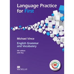 Language Practice for First. Podręcznik z Kluczem + Kod do Ćwiczeń Online