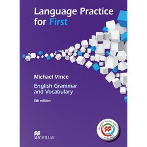 Language Practice for First. Podręcznik bez Klucza + Kod do Ćwiczeń Online