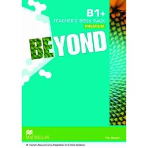 Beyond B1+. Książka Nauczyciela