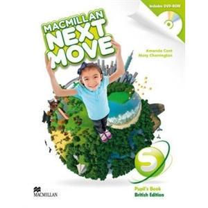 Macmillan Next Move Starter. Podręcznik + DVD